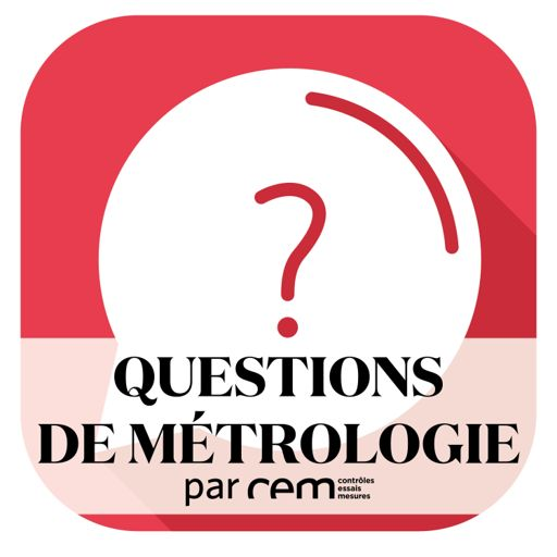 Cover art for podcast Questions de métrologie