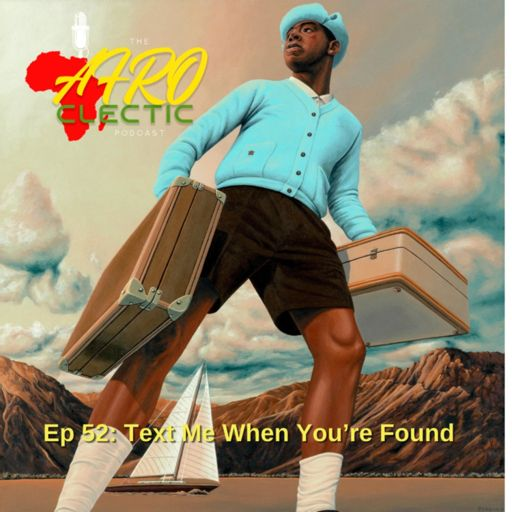 Cover art for podcast Afroclectic Podcast