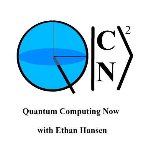 Cover art for podcast Quantum Computing Now