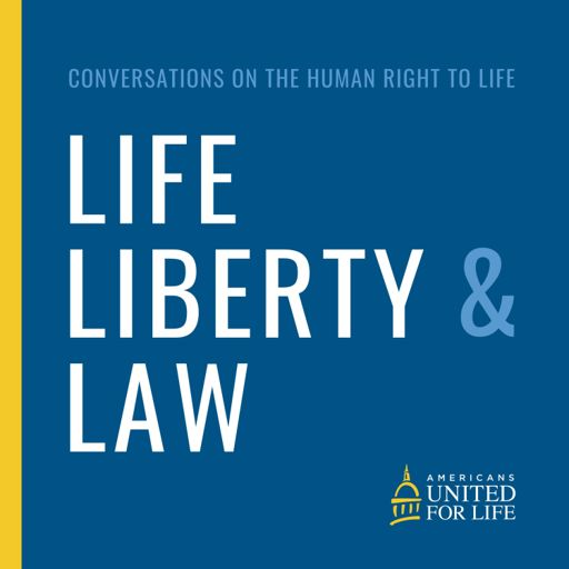 Cover art for podcast Life, Liberty, and Law