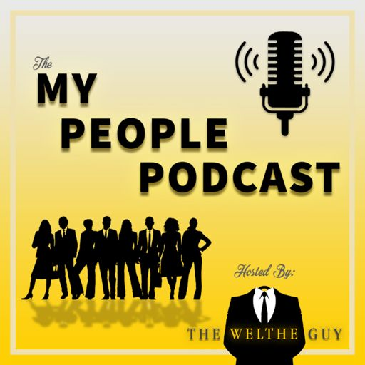 Cover art for podcast The My People Podcast
