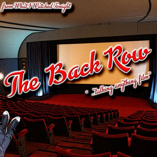 Cover art for podcast The Back Row