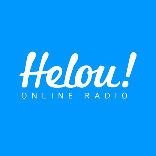 Cover art for podcast Radio Helou!