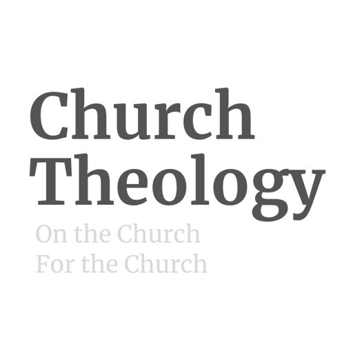 Cover art for podcast Church Theology