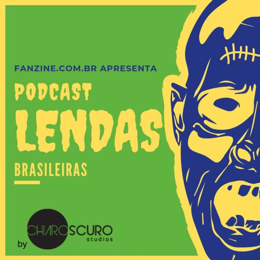Cover art for podcast Lendas Brasileiras