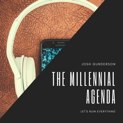 Cover art for podcast The Millennial Agenda
