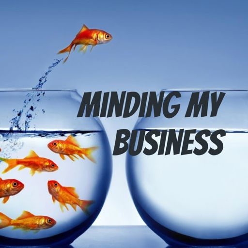 Cover art for podcast Minding My Business - Digital Marketing Podcast for Local Businesses