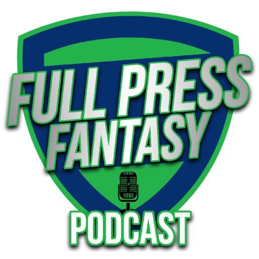 Cover art for podcast Full Press Fantasy Podcast