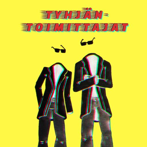 Cover art for podcast Tyhjäntoimittajat