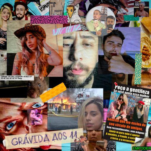 Cover art for podcast Grávida Aos 11