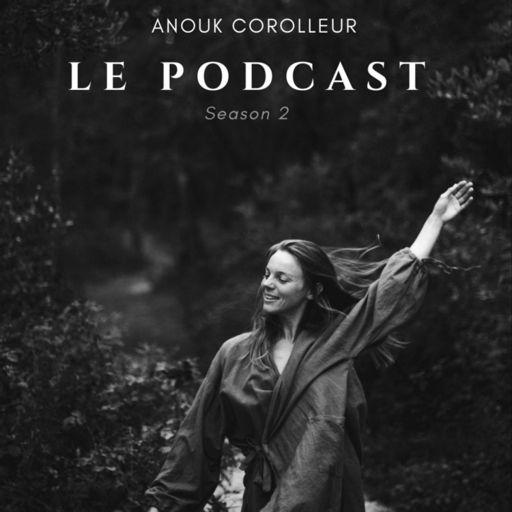 Cover art for podcast Anouk Corolleur