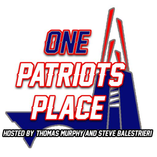 Cover art for podcast One Patriots Place