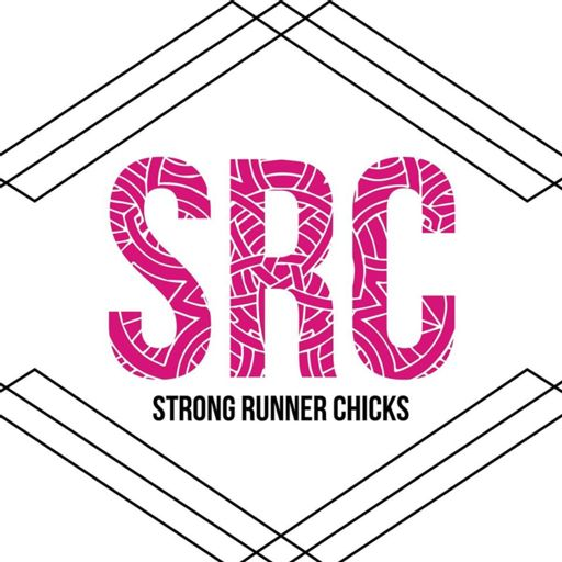 Cover art for podcast Strong Runner Chick Radio