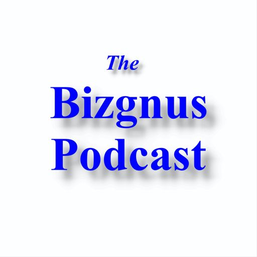 The Bizgnus Podcast album art