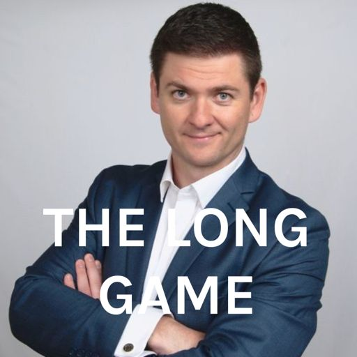 Cover art for podcast THE LONG GAME