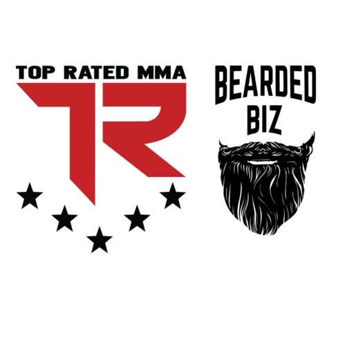 Cover art for podcast Top Rated MMA Show / Bearded Biz Show