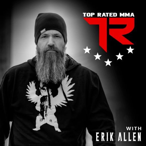 Cover art for podcast Top Rated MMA Show