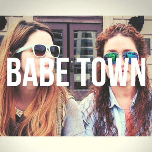 Cover art for podcast Babe Town