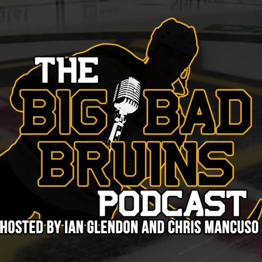 Cover art for podcast Big Bad Bruins Podcast