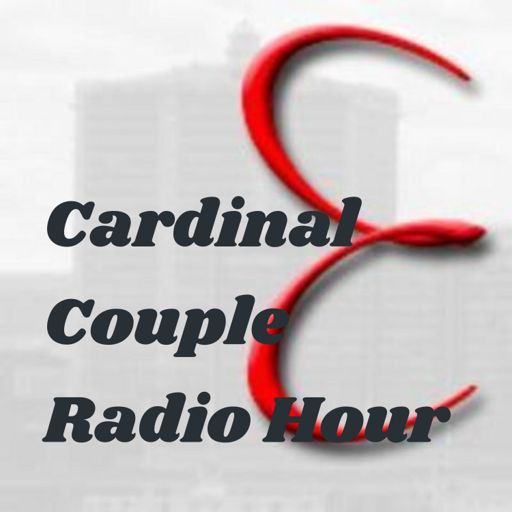 Cover art for podcast Cardinal Couple Radio Hour