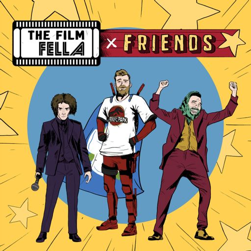 Cover art for podcast The Film Fella & Friends