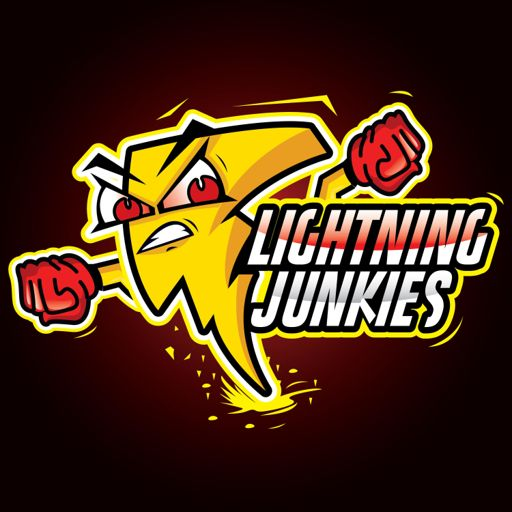 Cover art for podcast Lightning Junkies