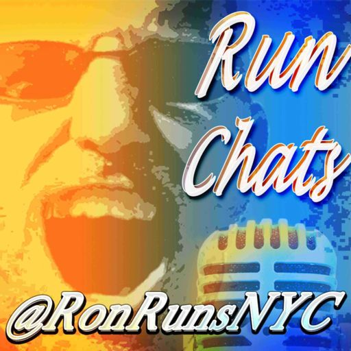 Cover art for podcast RunChats with @RonRunsNYC