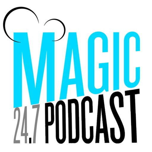 Cover art for podcast Magic 24.7 Podcast