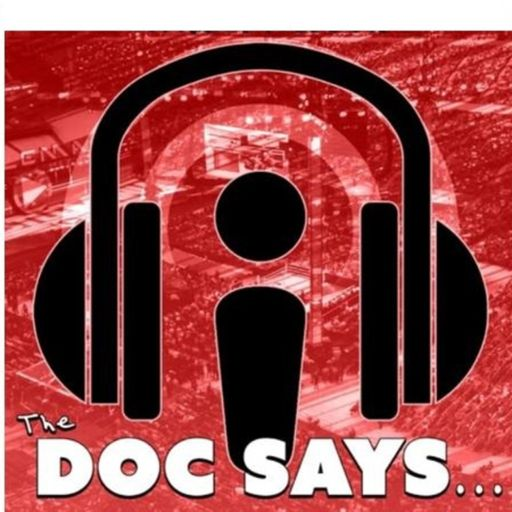 Cover art for podcast The Doc Says