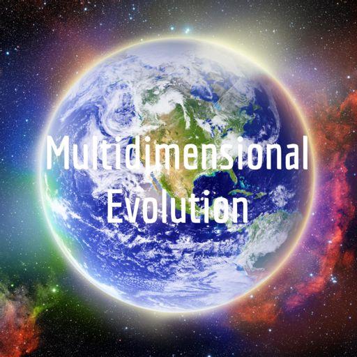 Cover art for podcast Kim McCaul's Multidimensional Evolution Podcast