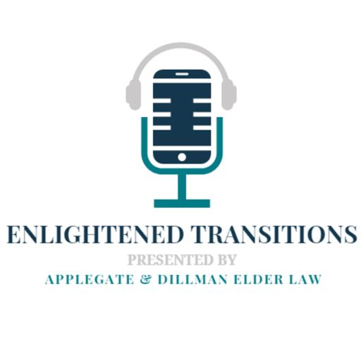 Cover art for podcast Enlightened Transitions