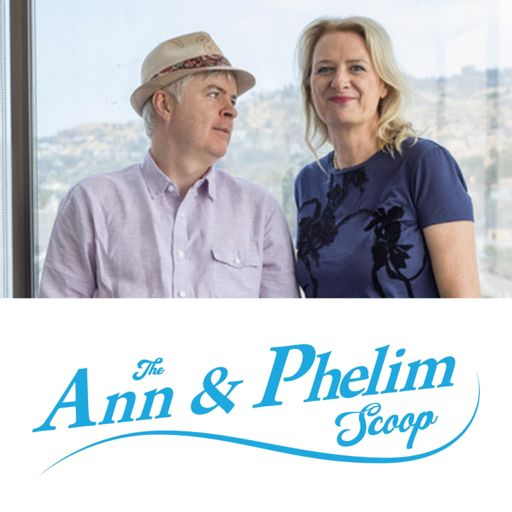 Cover art for podcast The Ann & Phelim Scoop
