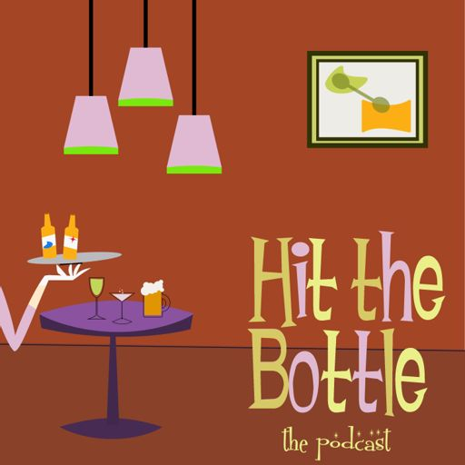 Cover art for podcast Hit the Bottle
