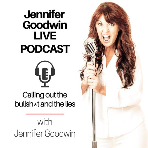 Cover art for podcast Jennifer Goodwin LIVE
