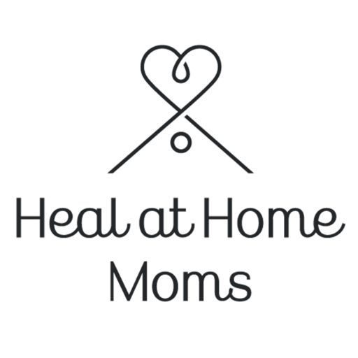 Cover art for podcast The Heal at Home Moms Podcast