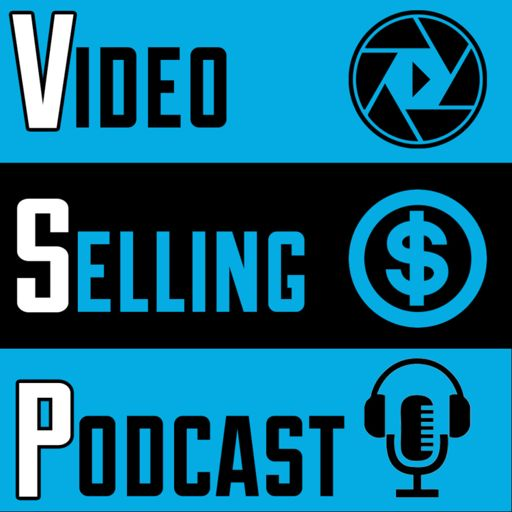 Cover art for podcast Video Selling Podcast