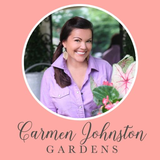 Cover art for podcast Carmen Johnston Gardens