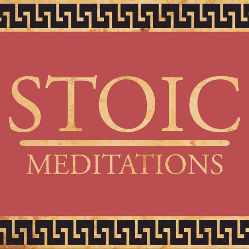 Cover art for podcast Stoic Meditations
