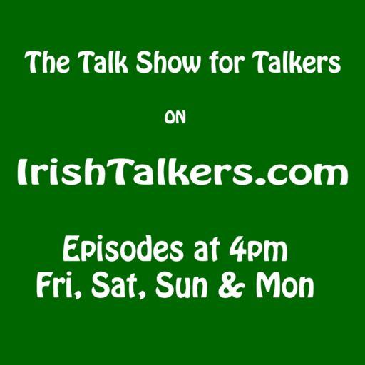 Cover art for podcast Irish Talkers