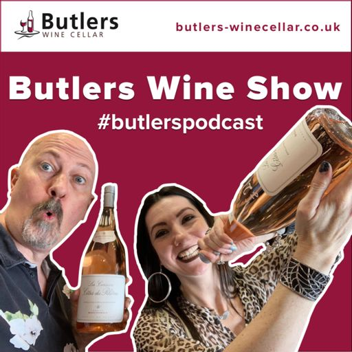 Cover art for podcast Butlers Wine Show
