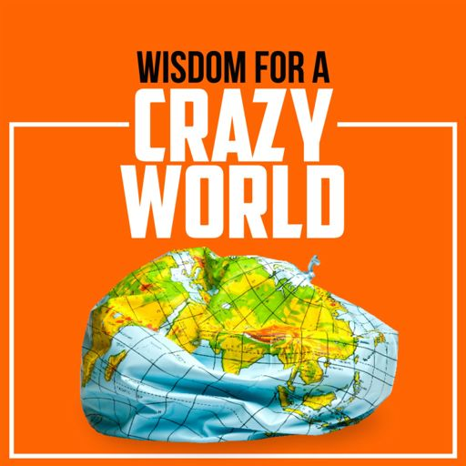 Wisdom for a Crazy World album art