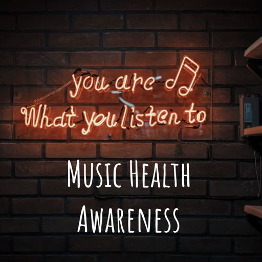 Cover art for podcast Music Health Awareness