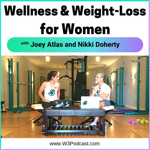 Cover art for podcast Wellness & Weight-Loss for Women
