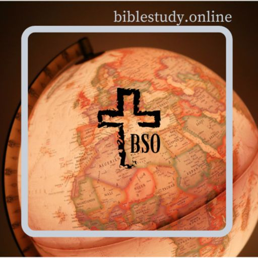 Cover art for podcast Bible Study Online
