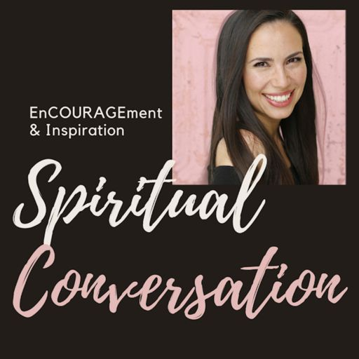 Cover art for podcast Spiritual Conversation with Jacqueline Claire
