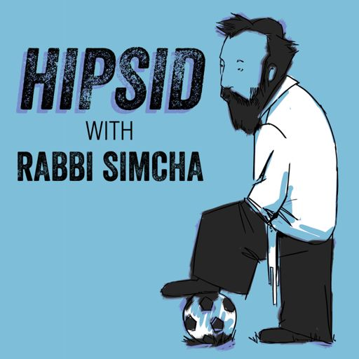Cover art for podcast Hipsid with Rabbi Simcha