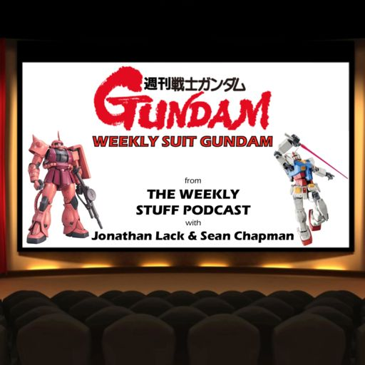 Cover art for podcast Weekly Suit Gundam