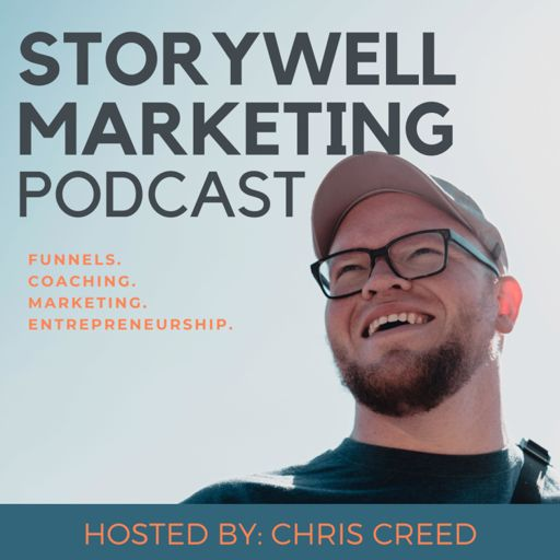 Cover art for podcast Storywell Marketing Podcast