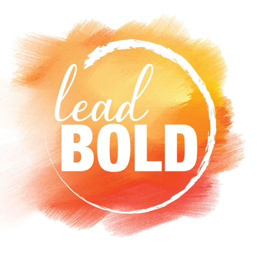 Cover art for podcast Lead Bold Podcast