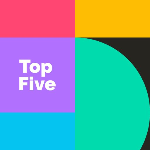 Cover art for podcast Top Five